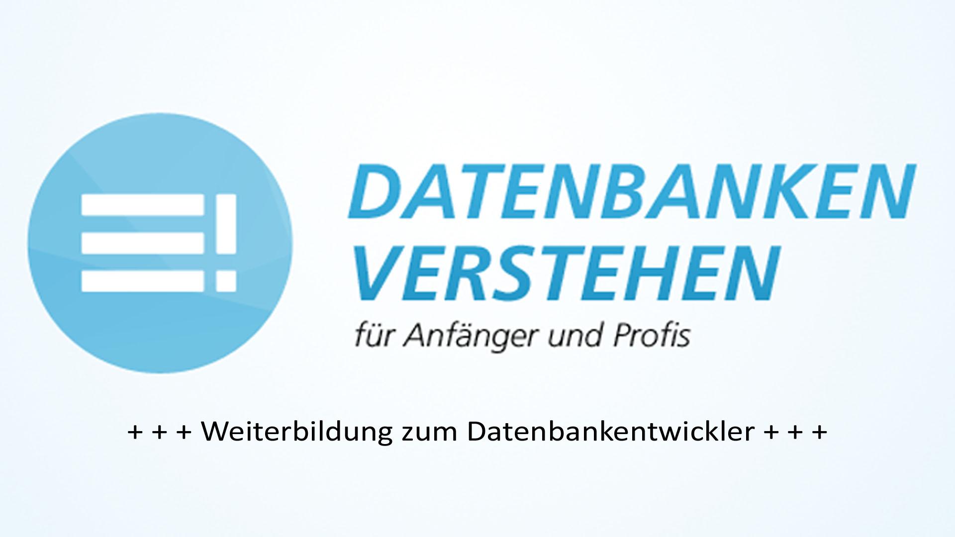 Weiterbildung zum Datenbankentwickler | Datenbank Blog